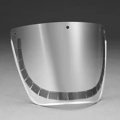 3M 16-0099-22 Adflo (HE) High-Efficiency (PAPR) ClearVisor Polycarbonate Faceshield Replacement Shield