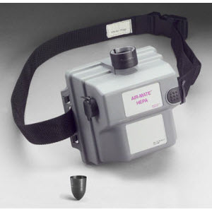3M 231-01-30  Air-Mate (HE) High-Efficiency (PAPR) Powered Air Purifying Respirator System
