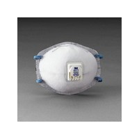 3M 8271 3M 8271 P95 Particulate Disposable Respirator With Cool Flow Exhalation Valve And Face Seal - NIOSH 42CFR84 (10 Each Per