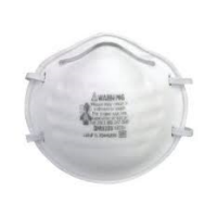 3M 8200 3M 8200 N95 Particulate Disposable Respirator - NIOSH 42CFR84 (20 Each Per Box)
