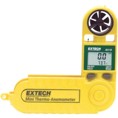Sound Meters, Heat Stress Meters, Thermo-Anemometers