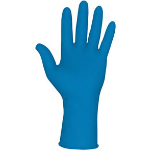 Powder Free 9.6 Length Small 5 mils Thick Microflex ComfortGrip Latex Glove Pack of 100