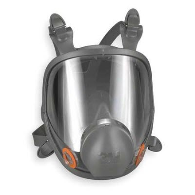 3M 6800 6000 Series Medium Full Face Respirator Mask