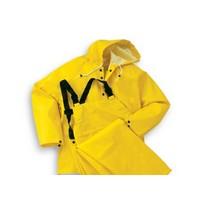 River City Rainwear 2X Yellow Wizard .28 mm PVC And Nylon Rain Jacket
