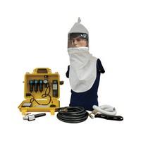 PAPR, Supplied Air Respirators - - Bullard CAB15HA88VXS
