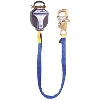 Tie-Back Hooks Quick Connector For Harness Mount 85-/' Tie-Back Twin-Leg Capital Safety 85- Tie-Back Twin-Leg 3M DBI-SALA Talon 3102115 Fall Protection Self Retracting Lifeline