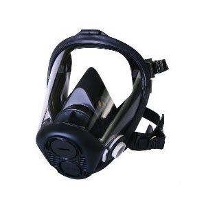 Honeywell RU65001L Large RU6500 Threaded Connection Full Facepiece Respirator