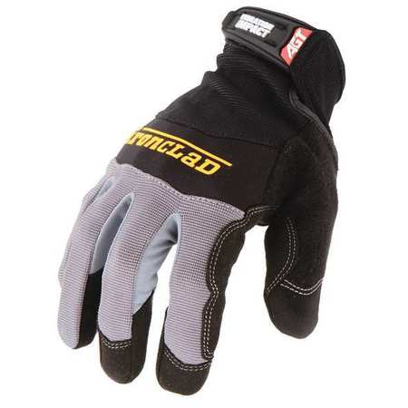 IRONCLAD WWI2-04-L Large Vibration Impact Absorption Gloves