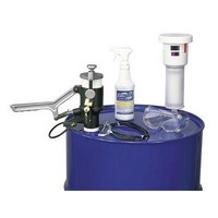 Justrite Manufacturing Co 28230 Justrite Aerosolve Super Aerosol Can Disposal System With Counter