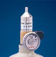 MSA 467895 Calibration Gas Cylinder Regulator .25 LPM Fixed Flow