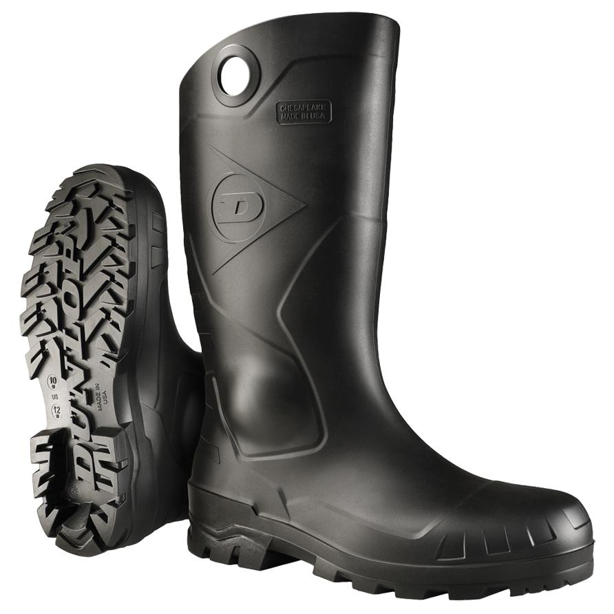 49c1c9b1dad Rubber Boots, Rubber Overshoes - - DUNLOP 86776 Chesapeake 14 ...