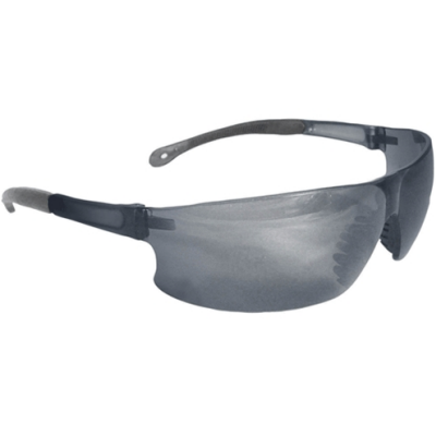 c8696ad995 RADIANS RS1-60 Rad-Sequel Safety Glasses  Silver Mirror Lens Wraparound  Frame