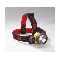 Streamlight Inc 61200 Streamlight Yellow HAZ-LO Division 1 Headlamp (3 AA Batteries Included)