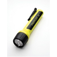 Streamlight Inc 33202 Streamlight Yellow And Black ProPolymer LED Flashlight (Requires 3 C Batteries - Sold Seperately) (Blister