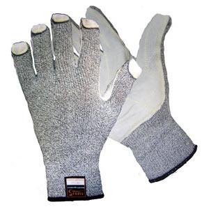 Atlas KV300 Natural Rubber Palm Work Glove Large 6-Pair